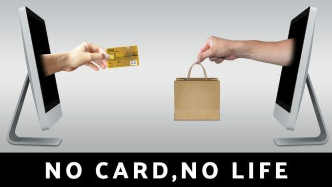 No Card,No Life